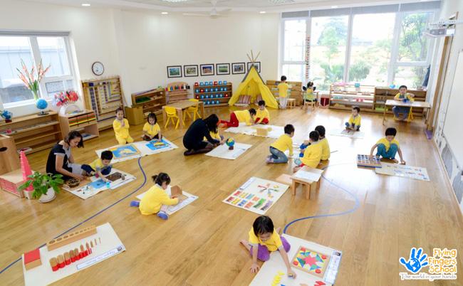 Sự khác biệt tạo nên sức hấp dẫn cho phương pháp giáo dục Montessori2