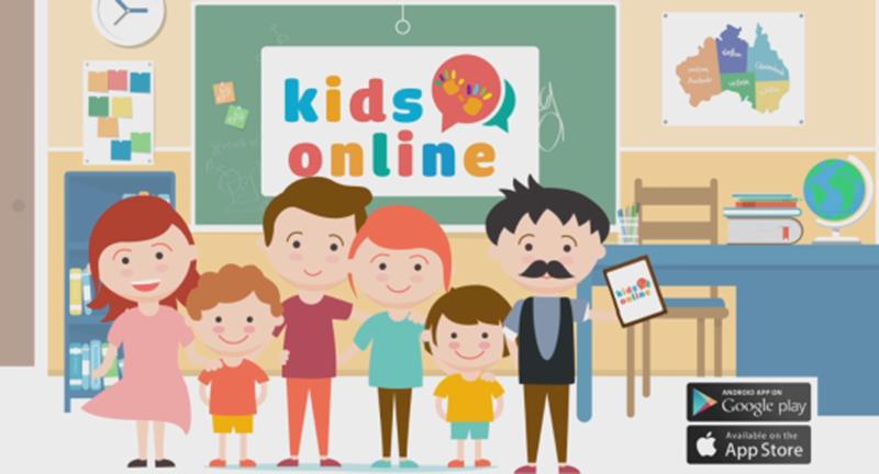 Góc KidsOnline-Cẩm nang làm cha mẹ tuyệt vời tại sổ liên lạc điện tử kiểu mới KidsOnline2