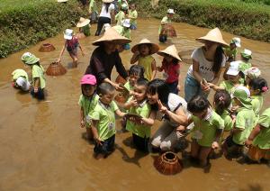 TOP địa điểm vui chơi cho bé không thể bỏ lỡ vào dịp nghỉ hè ở gần Hà Nội - trang trại đồng quê Ba Vì