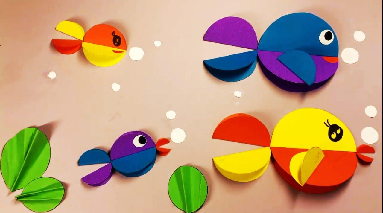 5 ý tưởng tuyệt vời cho trẻ một kỳ nghỉ hè thú vị - cho trẻ làm đồ chơi thủ công