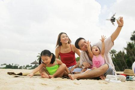 5 ý tưởng tuyệt vời cho trẻ một kỳ nghỉ hè thú vị - đi du lịch