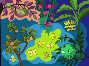 Truyện hay mầm non: Truyện chủ đề thực vật 2
