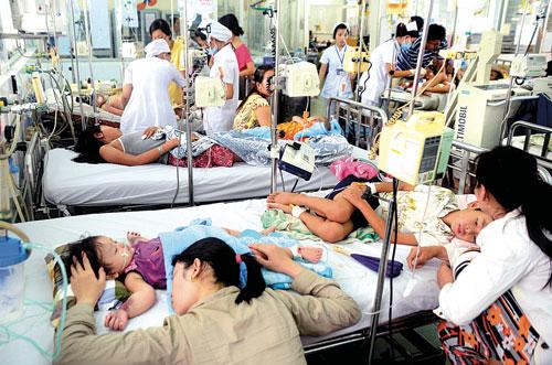 Cảnh báo bùng phát dịch sốt xuất huyết ở cả người lớn lẫn trẻ nhỏ
