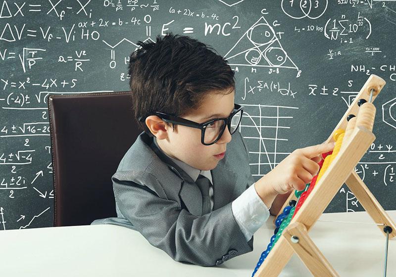Học toán trẻ em
