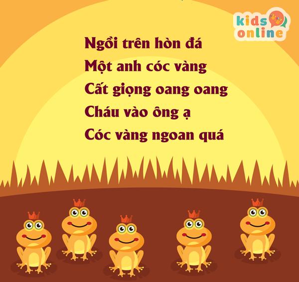 Bài thơ hay cho bé 4