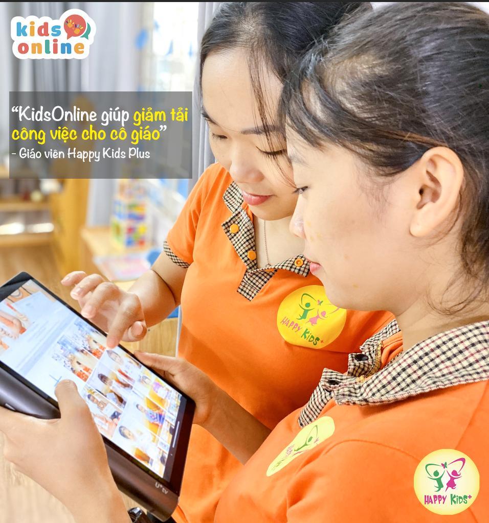 Phần mềm quản lý mầm non miễn phí mang lại những lợi ích gì cho nhà trường, cho giáo viên và phụ huynh 02